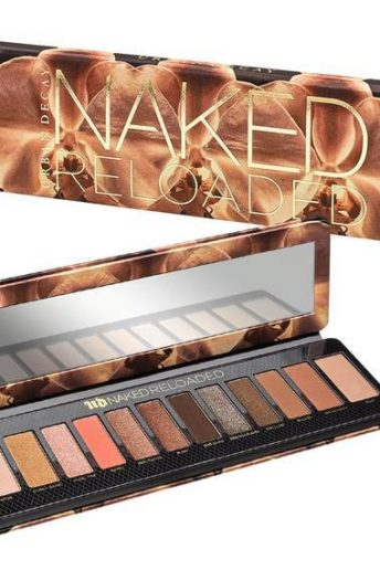 Urban Decay Eyeshadow Palette Naked Reloaded