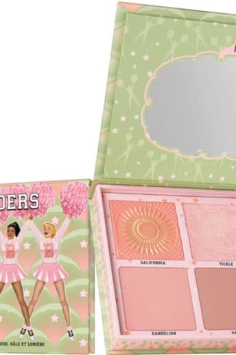 BENEFIT COSMETICS -  Cheekleaders Pink Squad