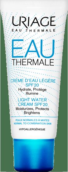 Uriage - Eau Thermale Crème D'Eau Légère  Spf 20