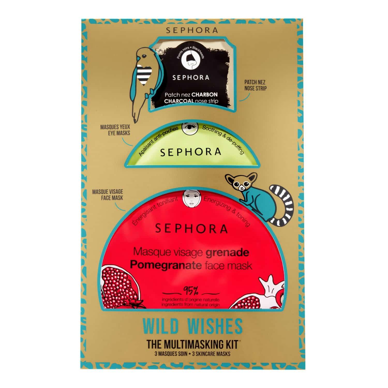 Sephora Collection - The Multimasking Kit* Wild Wishes
